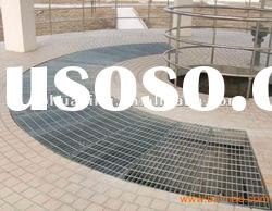 Round Drainage Channel Stainless Steel Grating