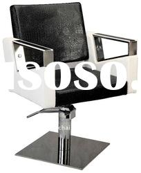 Stainless steel styling chair salon furniture
