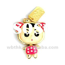 Valentine's gift usb flash drive 512gb ---gift for girls