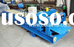 XF40-256-768 Famous brand Glazed Tile Roll Forming Machine