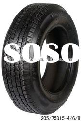 agriculture trailer tire 205/75D15-4