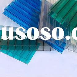 corrugated plastic roofing sheets ISO9001:2008,SGS,ROHS
