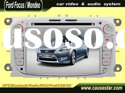 double din car gps dvd for ford mondeo
