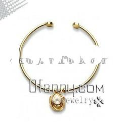 fashion hotsale wholesale stamping alloy charm bangle jewelry