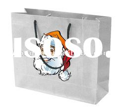 high quality shopping gift paper bag
