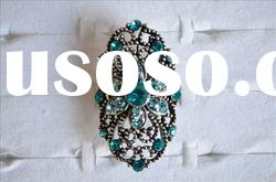 hot selling wholesale turquoise wedding rings