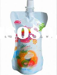 jelly juice standup pouch filling sealing machine