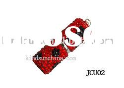 jeweled USB flash disk/jeweled USB disk/crystal USB flash drive