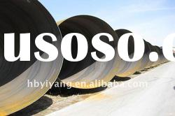 large diameter thin wall carbon steel pipe