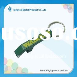 metal key ring with bottle opener