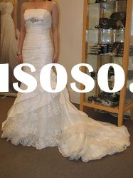 newly elegant wedding dresses bridal wedding gown Jessica-1