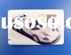 promotion gift credit card usb flash drive