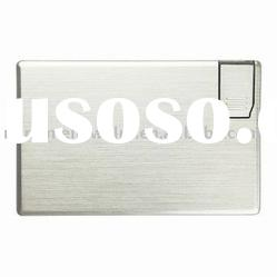 retractable credit card usb flash drive usb flash memory stick