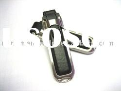 top quality and hotselling promotional gift leather usb flash drive disk