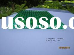 twin wall polycarbonate sheet swimming pool cover material