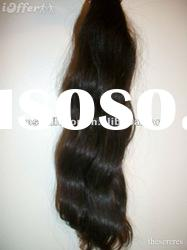 unprocessed natural wave natural color 26 inch indian remy hair extensions