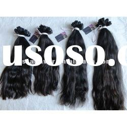 unprocessed natural wave natural color indian remy hair extensions