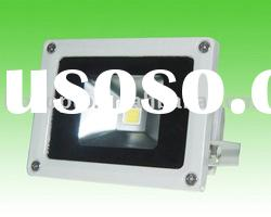 10w waterproof LED outdoor light
