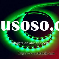 12vDC Waterproof Black PCB Flex LED Strip 5050