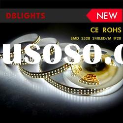 240LED solar powered led strip lights