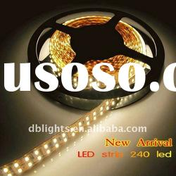240led/m double line smd 3528 flexible led strip high bright