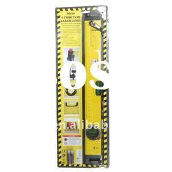 Aluminium Lazer Level Laser Spirit Level 460mm battery operated with CE certificate