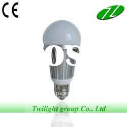 High power e27 5.5w/7.5w Dimmable LED Bulb(CE RoHS)