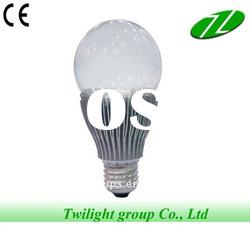 Hot sale e27 5.5w/7.5w Dimmable LED Bulb(CE RoHS)