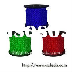 LED rgb 220V strip,led Rope light rohs