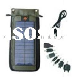 Portable Solar Charger For Mobile Phone,Camera,MP3,DC Charger