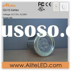 UL/cUL dimmable gu10 led spot light