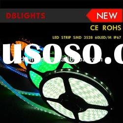 Waterproof SMD RGB LED Rope light 12V