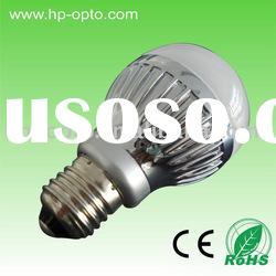 high brightness 5w E27 LED bulb light
