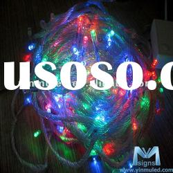 10w 220V led christmas tree light string