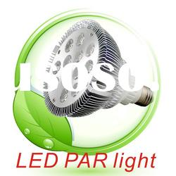 12x1W high brightness High power LED PAR38 light