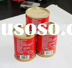 140g canned tomato paste brands