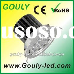 15W dimmable CREE led downlight 230V