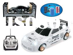 1 24 scale Children's electric rc car toy with battery