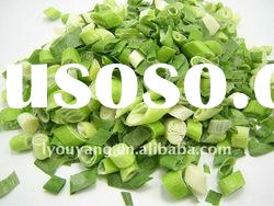 2011 freeze drying green onion