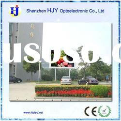 2011 hotest outdoor full color led display board