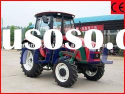 2012 Hot Sale 90HP 4wd Agricultural Farm Wheel Tractor 904 with Front end loader