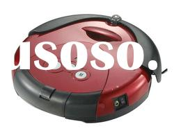 2012 New Arrival popular Intelligent Mini Portable Robot Vacuum Cleaner