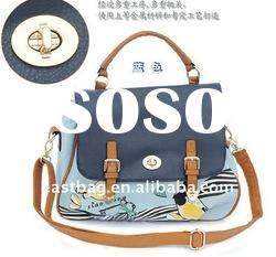 2012 Newest!!! hot sell Guangzhou cheap fashion lady designer handbag