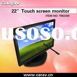 22 inch TFT-LCD panel touch screen monitor