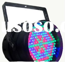 30w 181pcs par 64 CE&RHOS rgb dmx stage led downlight