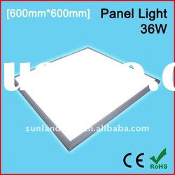 "36w energy saving led flat panel light/led panel lighting/""led panel light"""