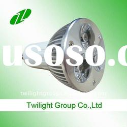 3LEDs*1W high power 3W LED Spot Light with CE, RoHS certificated