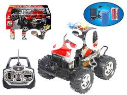 4WD remote control rc police car toy 1:16 scale