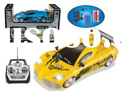 4-function children's electric rc race car