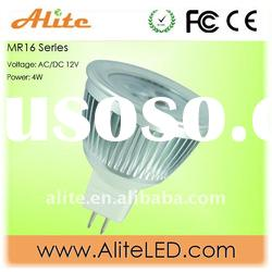4w led mr16 Lamp with switch dimmer